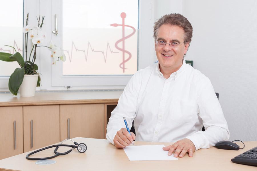 Dr. med. Rupert Miethe | FA Innere Medizin & Diabetologe